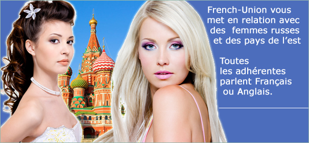 Site de rencontre russe en france