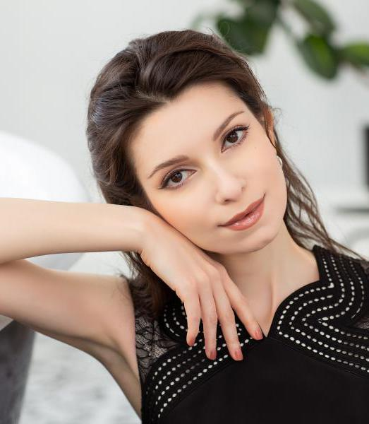 Daria femme russe